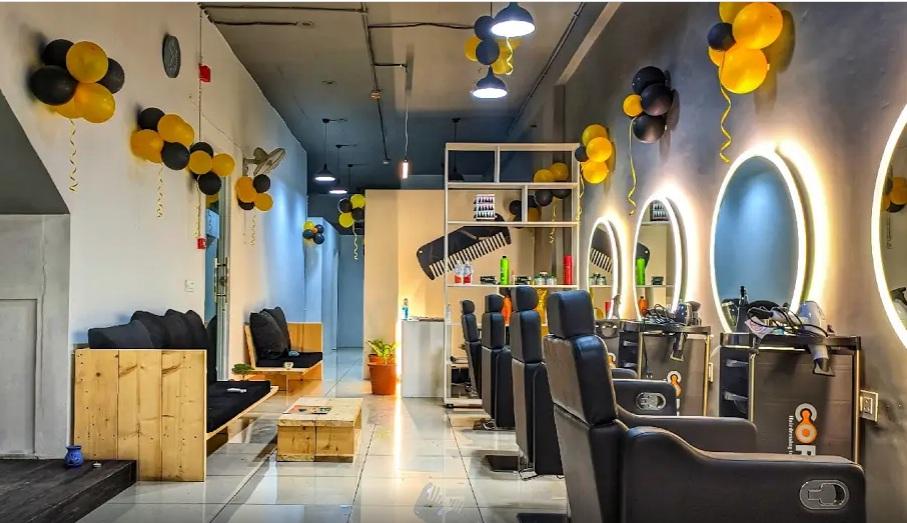 Whox Beauty Salon