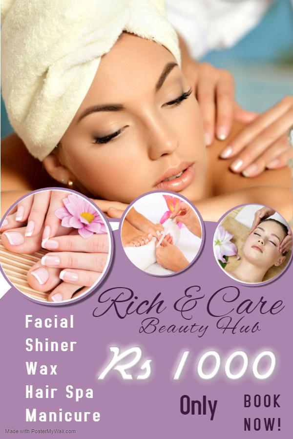 Rich & Care Salon