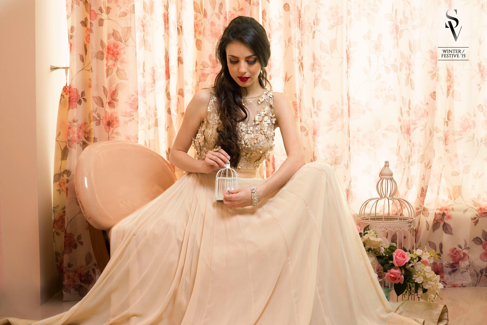 Sonam Vaswani Couture