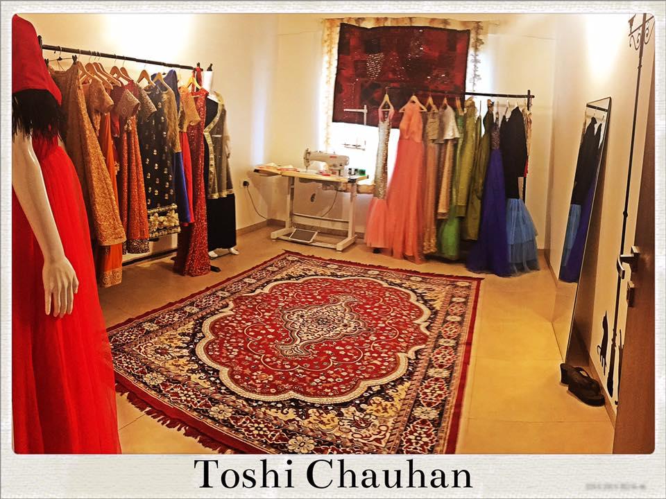 Toshi Chauhan Designer