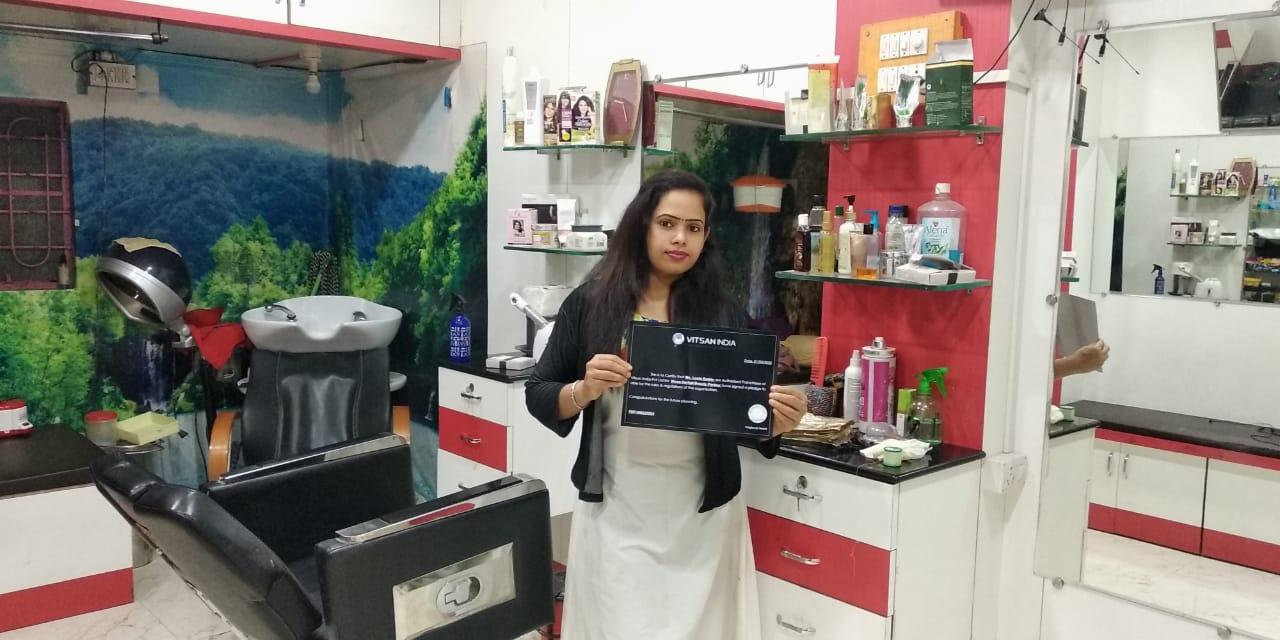Nivea Herbal Beauty Parlour