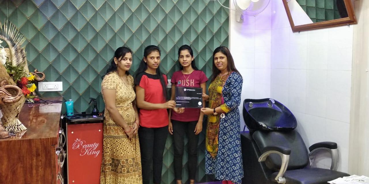 Kashish Beauty Parlour & Training Center