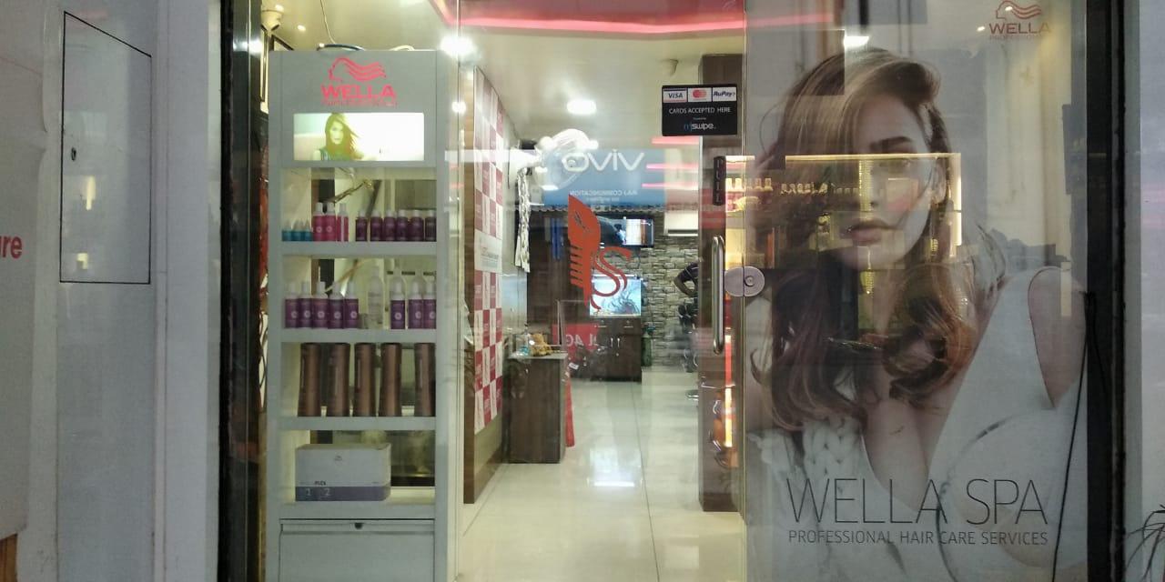 LUSET'S Hair Beauty Spa Salon & Academy