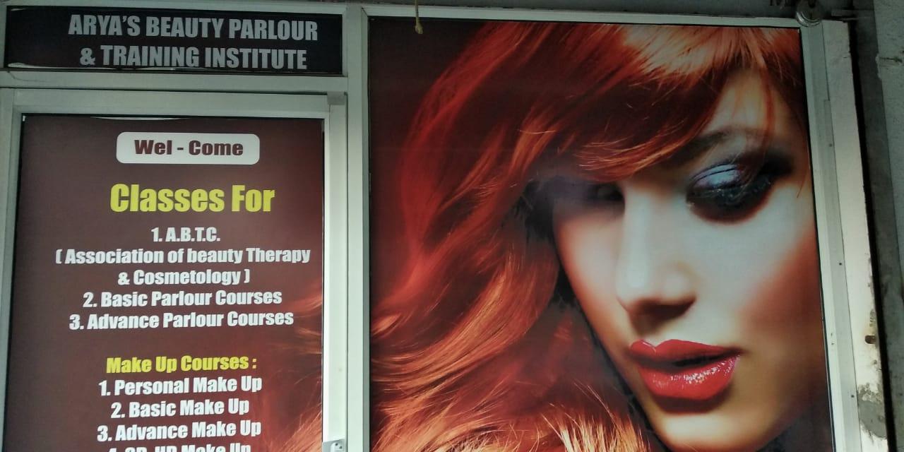 Aarya's Beauty Parlour