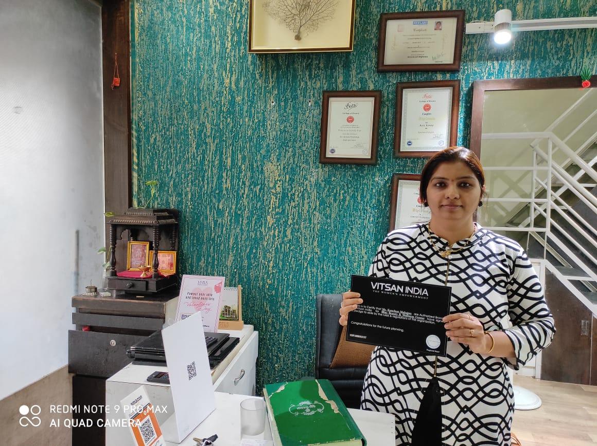 Bliss for Her Beauty Salon & Training Center