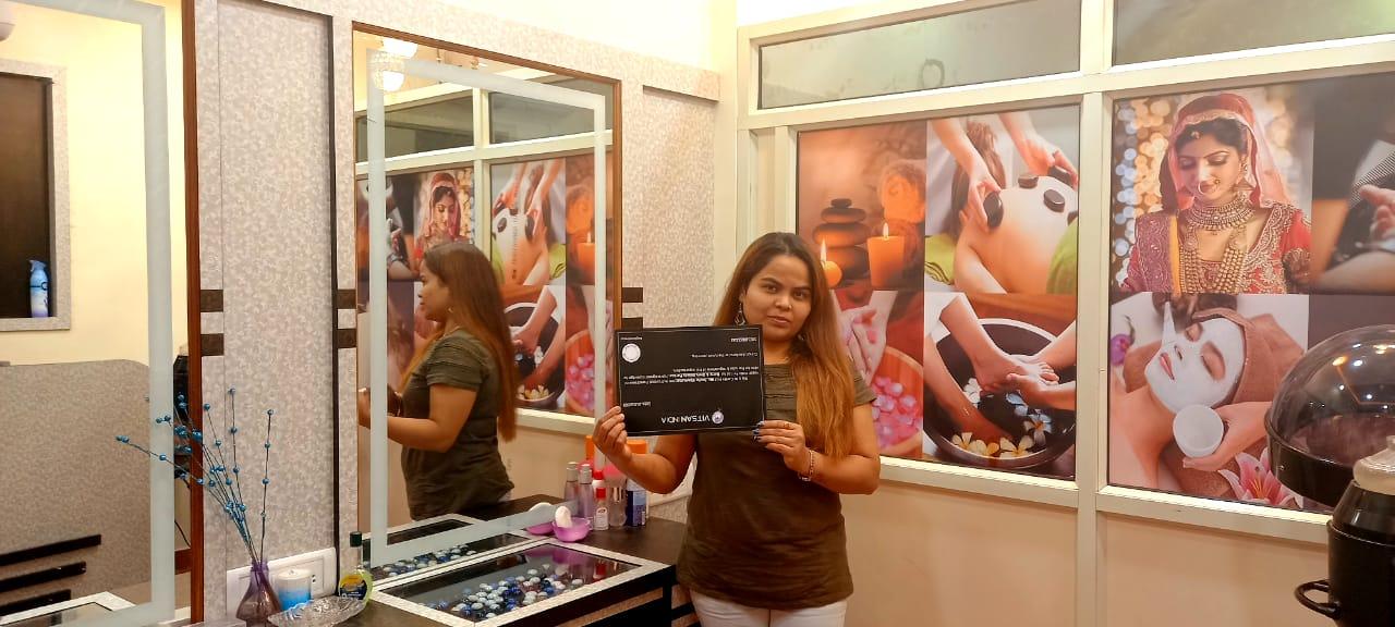 Berry & Glory Beauty Salon & Makeup Studio