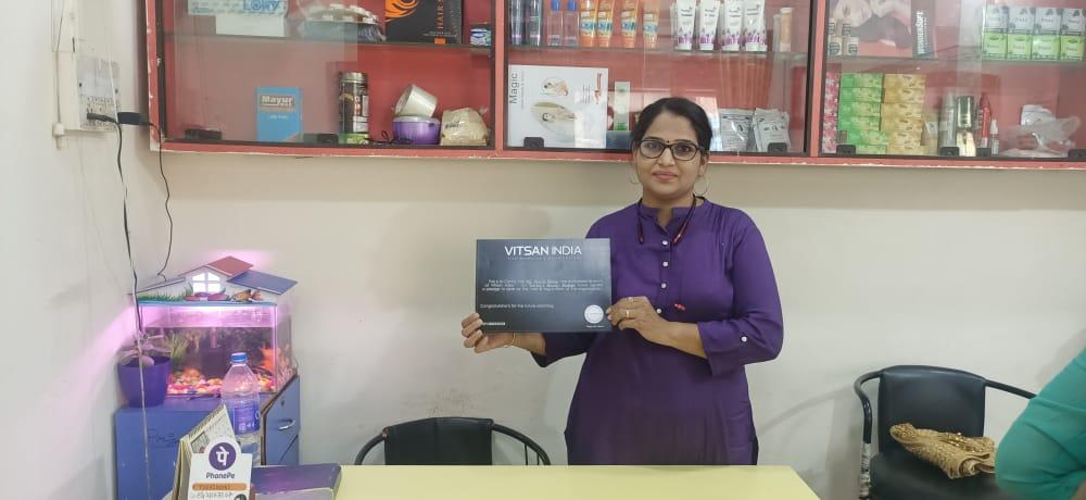 Vaishnvi Beauty Parlour