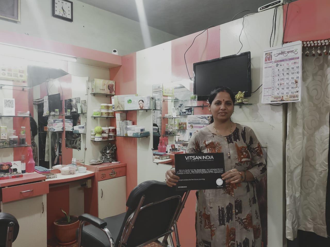 Blue Diamond Beauty Salon & Spa