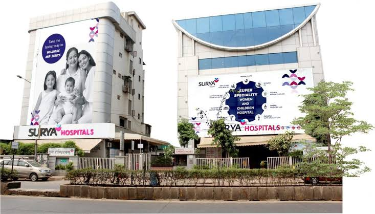 Surya Mother And Child Super Specialty Hospital